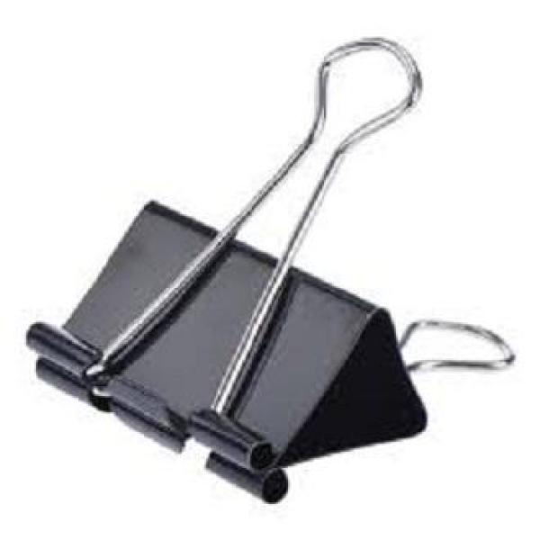 Mua 1 hộp kẹp đen 41mm ( hộp / 12 cái )