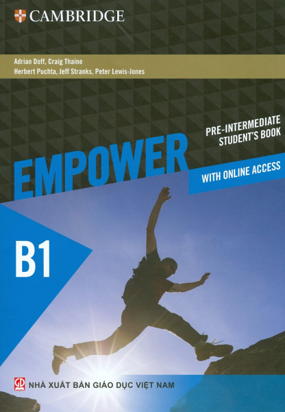 Empower Pre-Intermediate StudentS Book With Online Access - B1