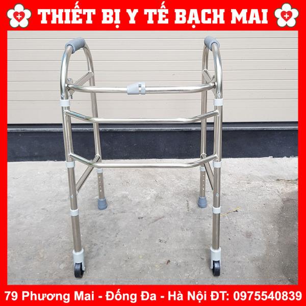 Khung Tập Đi INOX Việt Nam