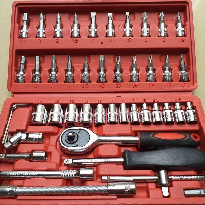 bộ dụng cụ sửa chữa 46 chi tiết_dụng cụ sửa chữa