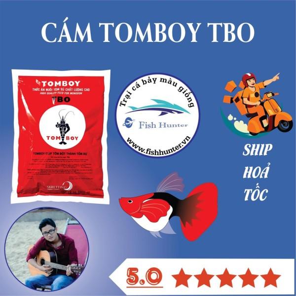Thức ăn cá | Cám Tomboy TB0