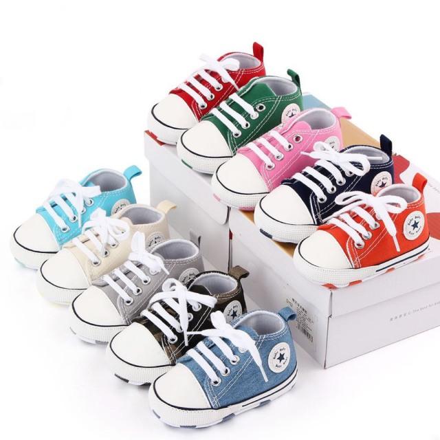 Giày Tập Đi Chống Trượt Cho Bé - Giày Thể Thao Cho Bé giá rẻ