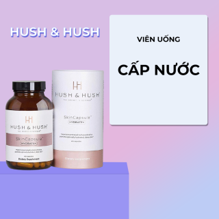 Viên uống cấp nước cho da Image Hush & Hush Skincapsule Hydrate+ thumbnail