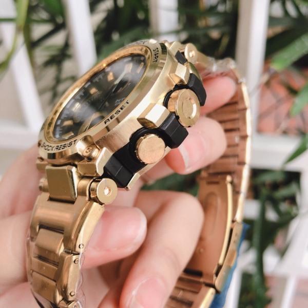 Đồng hồ NamShock MT-G gold bán chạy