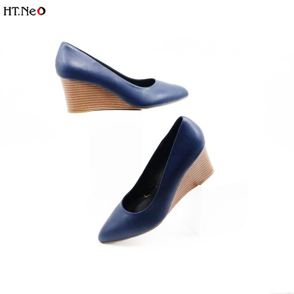Giày Công Sở Nữ 💖 Ht.Neo 💖 Da Bò Cao Cấp Siêu Đẹp Đế Xuồng 7 Phân Cực Thời Trang Da Đẹp Phối Đồ Dễ, Cực Sang HT.NEO (Cs69-Xa) giá rẻ