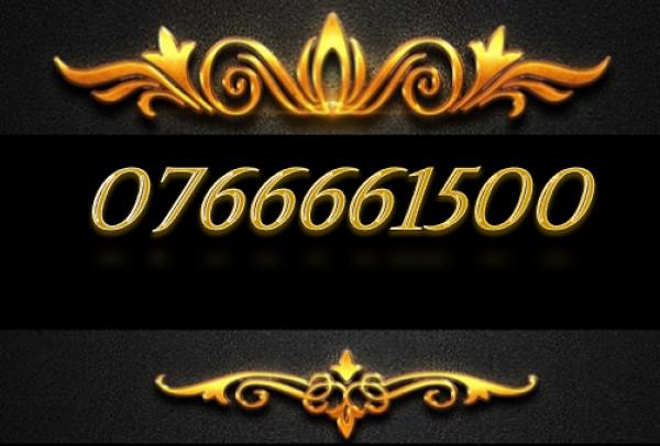 SIM TỨ QUÝ ĐẸP 0766661500