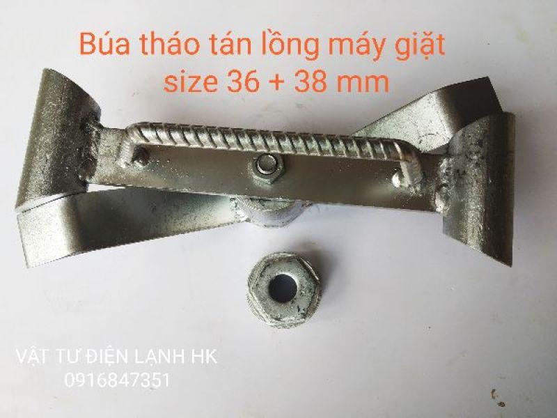 Búa mở ốc lồng máy giặt - búa cộng lực tháo tán 36-38mm - búa tháo ốc lồng