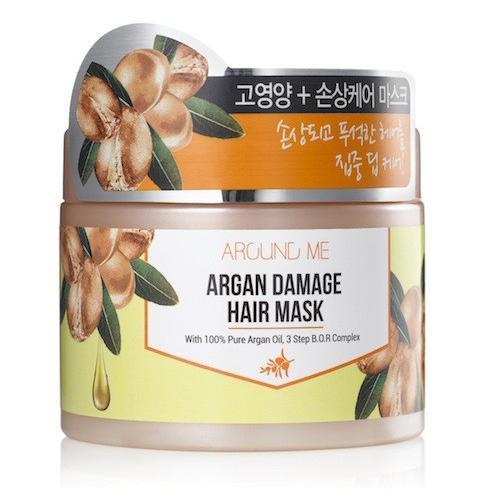 Hấp ủ tóc tinh chất Argan Around Me Perfume Hàn Quốc 300g tốt nhất