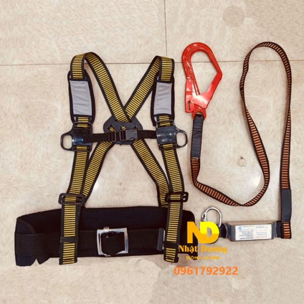 Dây an toàn bán thân 1 móc có giảm xóc HP01-PPN