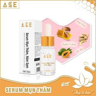 Serum ngừa mụn thâm ACE làm trắng da giảm nám sạm tàn nhang đồi mồi 10ml thumbnail