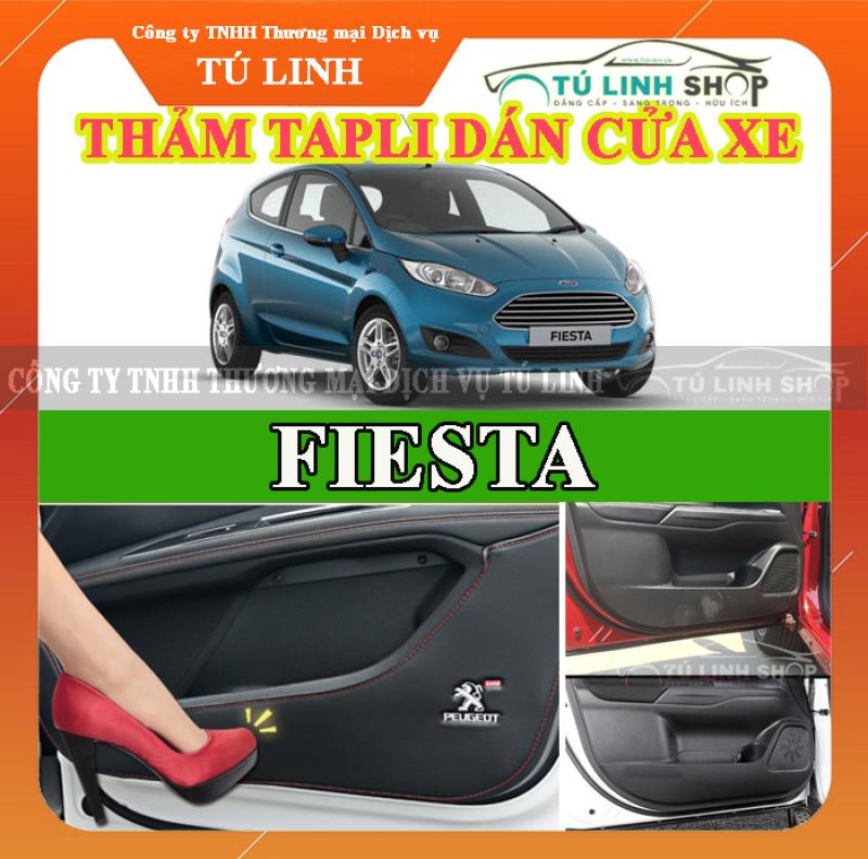 Bộ 4 Thảm Tapli dán cánh cửa chống trầy xước xe FIESTA 2010-2011 - CarSun Store phụ kiện chuyên dành cho xe ô tô