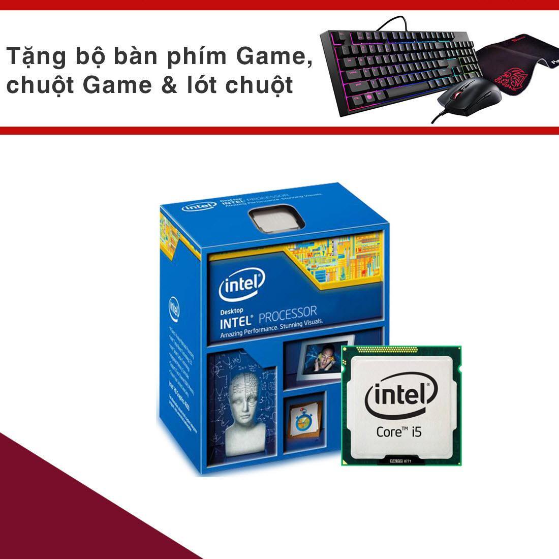 Chip Vi xử lý Intel CPU Core I5 3550 (4 nhân- 4 luồng) Bảo Hành 3 Năm- Hàng Nhập Khẩu