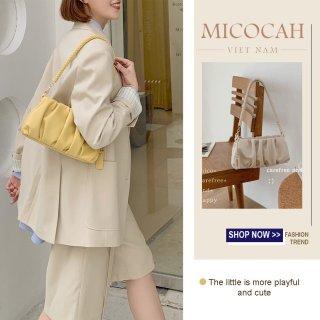 Túi Micocah, Túi đeo vai Micocah, Túi xách Micocah đeo chéo, Túi đeo chéo nữ Micocah mẫu mới sang trọng thích hợp dự tiệc đi chơi MSP 475 thumbnail