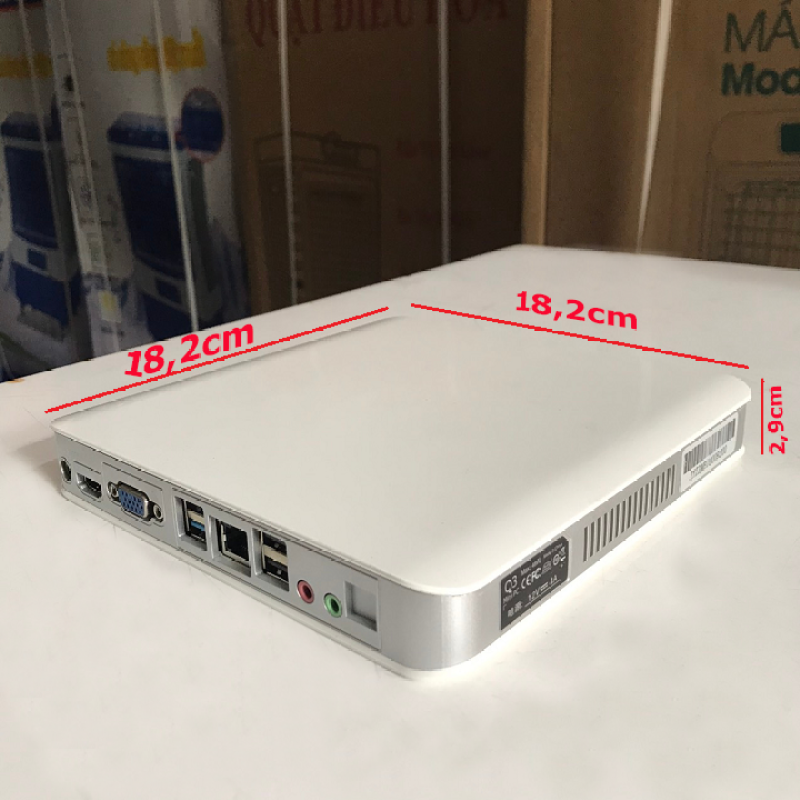 Bảng giá Case máy tính siêu Q3 mini PC có HDMI xuất âm thanh và hình ảnh Phong Vũ