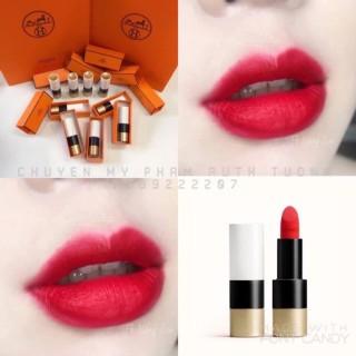 Son Rouge Hermès Rouge À Lèvres Mat 64 - Rouge Casaque thumbnail