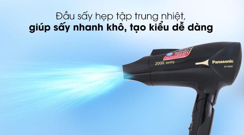 Giảm Giá Khi Mua cho Máy Sấy Tóc Panasonic EH-NE64-K645