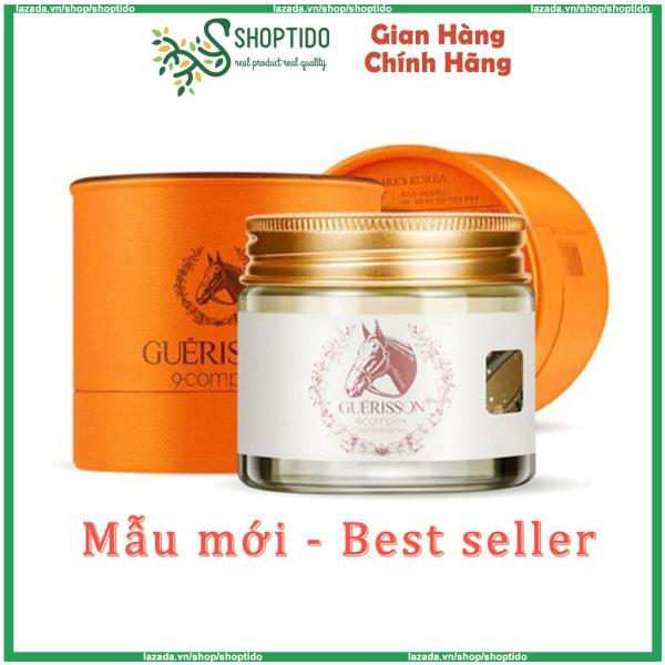 Kem dưỡng dầu ngựa Guerisson 9 Complex Cream 70g