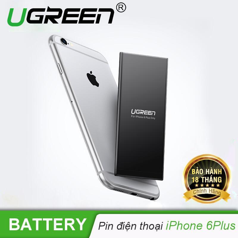Pin thay thế dùng cho iPhone 6Plus tiêu chuẩn Apple của UGREEN BC103 50586 - Hãng phân phối chính thức