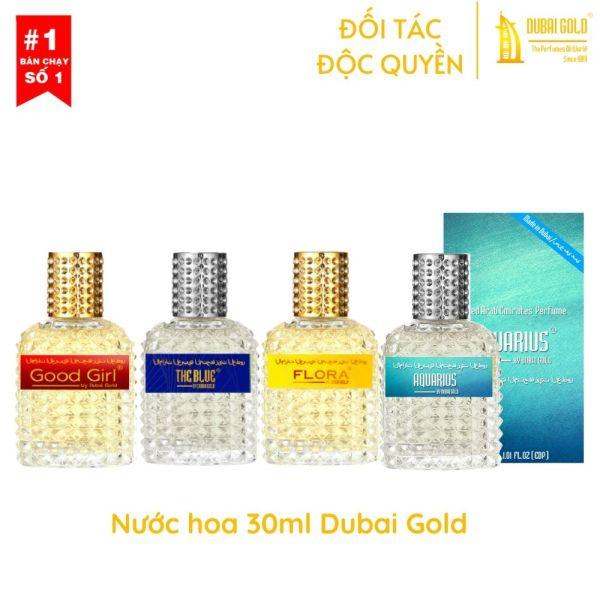 Nước hoa Dubai nội địa 30ml