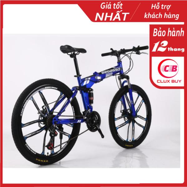Phân phối Xe đạp thể thao gấp gọn Begasso trẻ trung cá tính , Xe đạp địa hình, Xe đạp leo núi cho nhiều lưa tuổi, xe đạp trẻ em, vành nan
