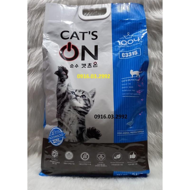 Thức Ăn Cho Mèo Cat On [5Kg]