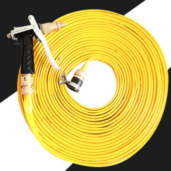 Bộ dây và vòi phun tăng áp lực nước,vòi phun rửa xe,vòi tưới cây,Bộ dây và vòI xịt tăng áp lực nươc 300% loạI 10m 206621 (màu ngẫu nhiên) 206236206497206499206621-1 B -GIA TOT