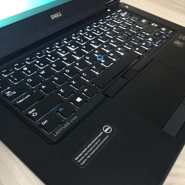 Bảng giá Dell Latitude E7450: i5-5300-ram 8g, ssd 256, phím led, màn hình full hd Phong Vũ