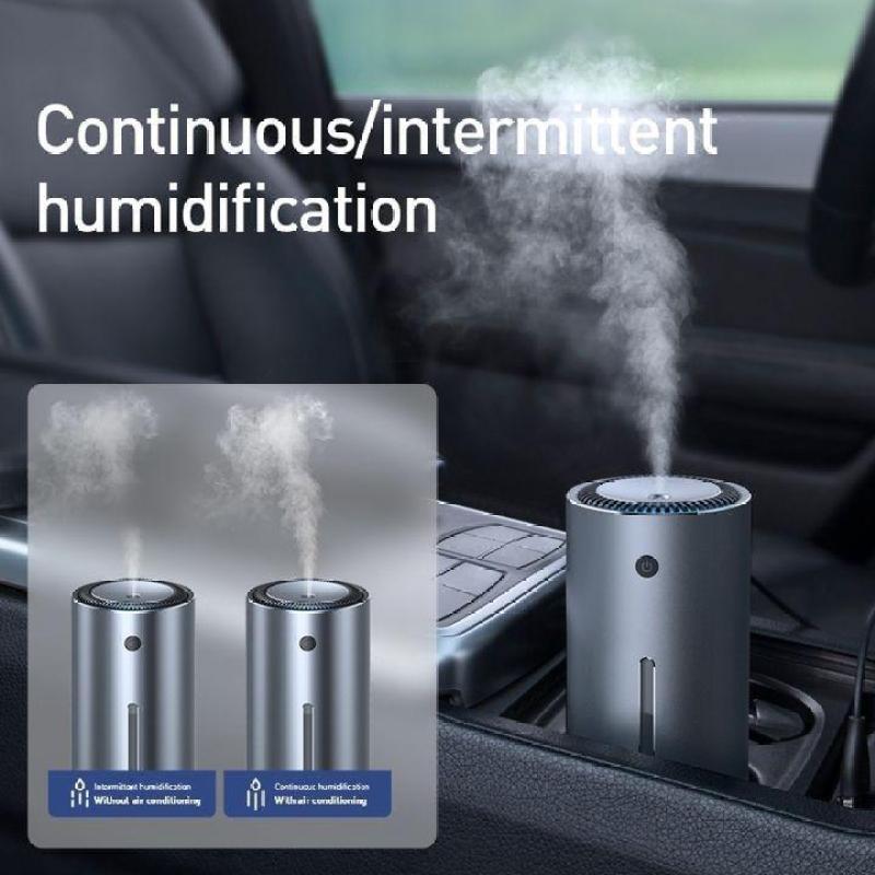 Máy phun sương tạo ẩm dùng cho ô tô, xe hơi Baseus CRJSQ01