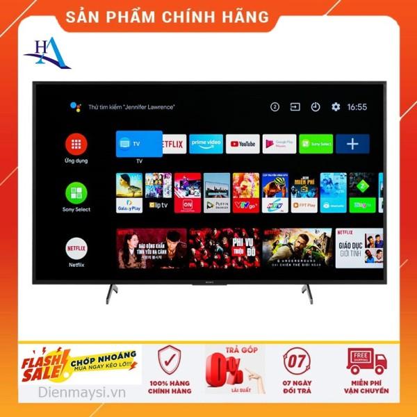 Bảng giá [HCM]Android Tivi Sony 4K 65 inch KD-65X7500H (Miễn phí giao tại HCM-ngoài tỉnh liên hệ shop)