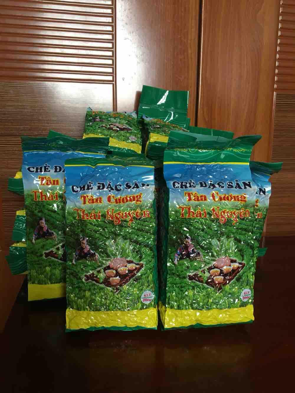 200g Trà búp sạch Thái Nguyên