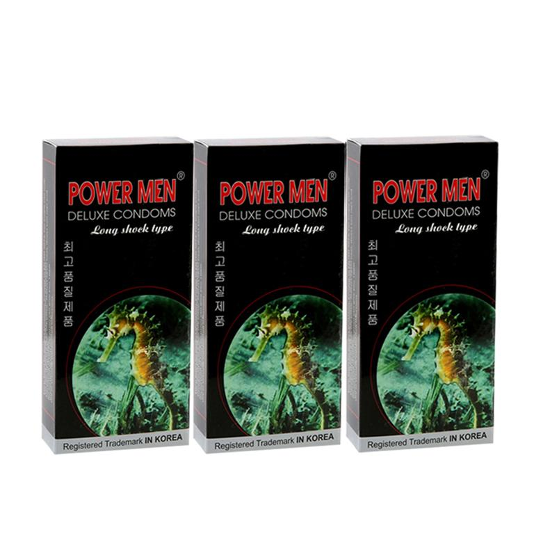 Bao cao su Powermen 3CA12