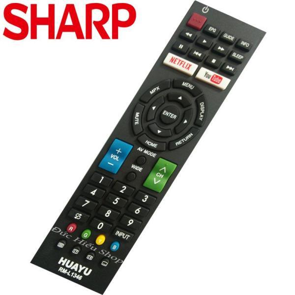 Bảng giá Remote điều khiển tivi SHARP,hàng trong hộp  chuẩn công ty - Đức Hiếu Shop