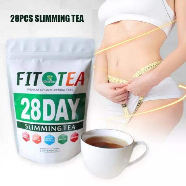 28 Days Slimming Tea Trà giảm béo Natural Weight Loss Daytime Bedtime Tea Gentle Diet Detox Herbal Tea giá rẻ