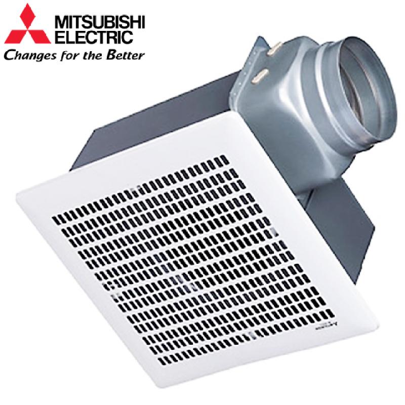 Quạt thông gió loại âm trần nối ống gió Mitsubishi VD-20ZP4T3 - Hàng chính hãng