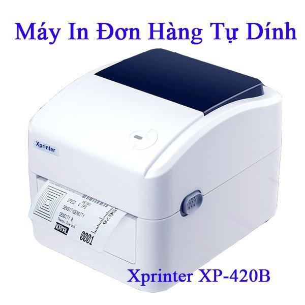Bảng giá Máy In Đơn Hàng, In Tem, In Vận Đơn Tmđt Khổ 110Mm Xprinter Xp-420B Phong Vũ