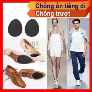 Combo 4 Miếng Cao Su Silicon Lót Giày Chống Trượt Nam Nữ Size 9x6cm thumbnail