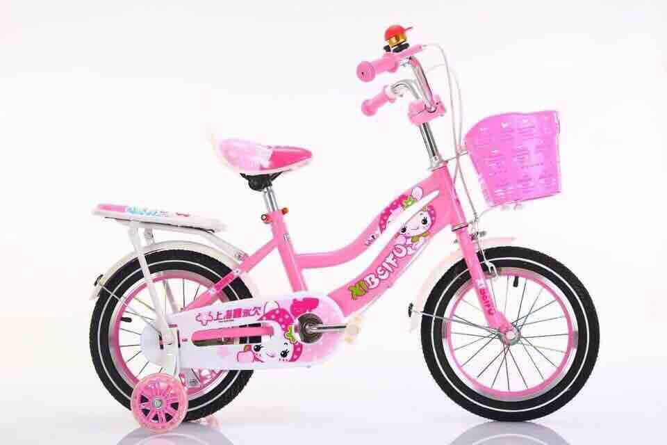 Giá bán Xe đạp 2 khung cho bé gái