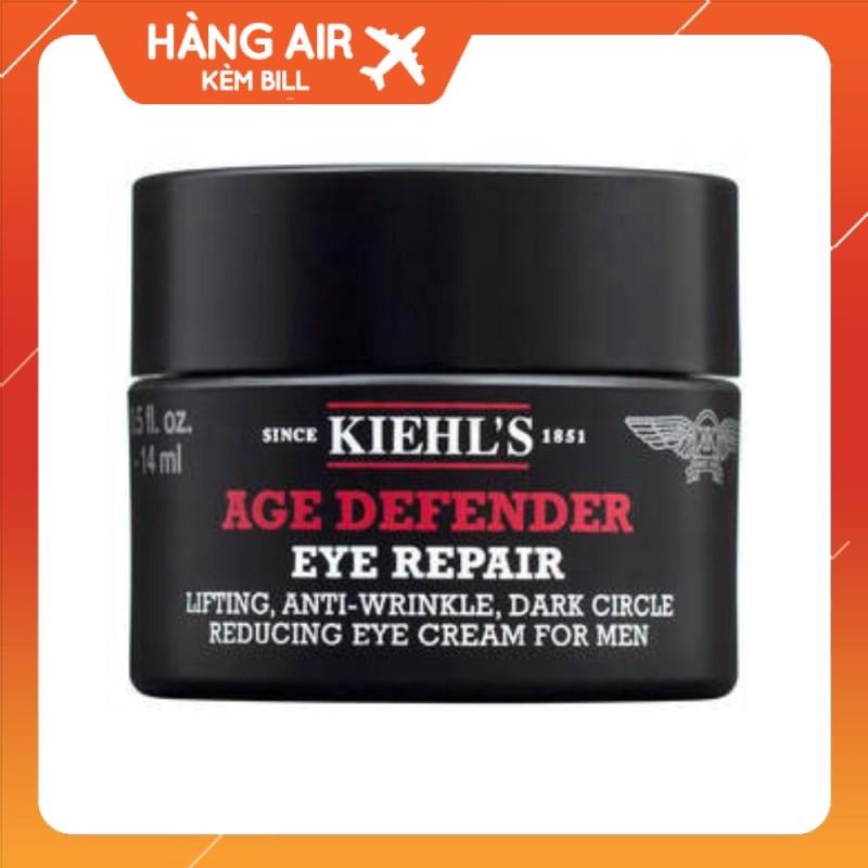 Kem chống lão hóa giảm thâm quầng mắt Kiehls Age Defender Eye Repair 14ml - Dành cho da nam