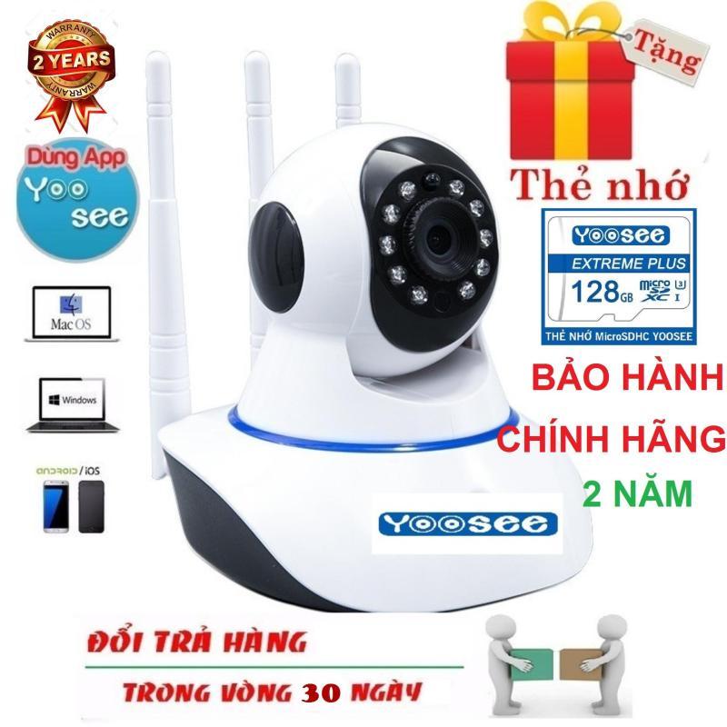 (Tặng Kèm Thẻ Nhớ 128GB Trị Giá 300k - BH 24 THÁNG 1 ĐỔI 1 TRONG 30 NGÀY) - CAMERA WIFI - YOOSEE WIFI SIÊU NÉT 2.0 FULL HD 1920 x 1080P