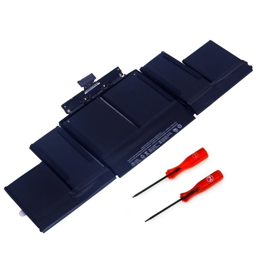 "Pin(battery) Original Laptop MacBook Pro 15"" Retina ME293 ME294 A1398 A1494 Late 2013 Mid 2014"