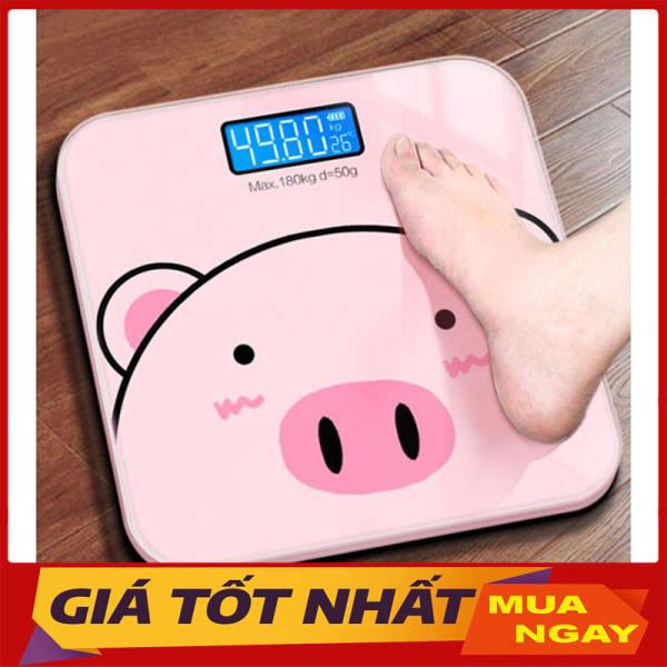 Siêu GIảm Giá - Cân Điện tử Con Heo Xinb - Tặng kèm thước dây cao cấp