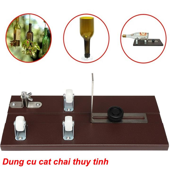 Dụng cụ cắt chai thủy tinh thông minh