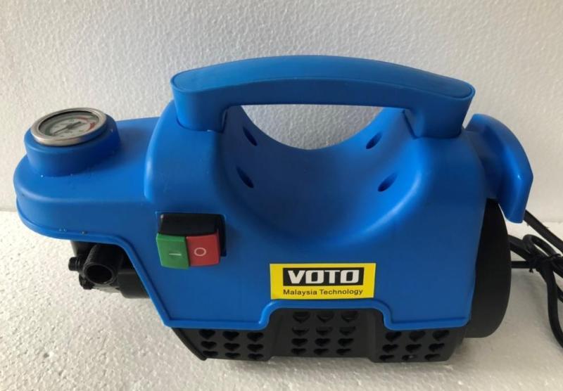 Máy rửa xe áp lực cao VOTO, tặng bình xịt tuyết