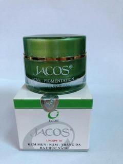 [HCM]Kem JACOS ngừa mụn - nám - trắng da - đa chức năng 12gr thumbnail