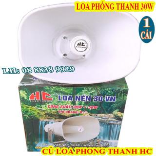 LOA PHÓNG THANH 30VN - CÔNG SUẤT 30W - 50W - GIÁ 1 CHIẾC thumbnail