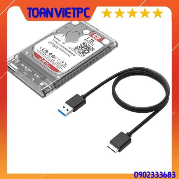 Bảng giá Hộp ổ cứng 2.5 SSD/HDD SATA 3 USB 3.0 ORICO 2139U3  hdd box orico Phong Vũ