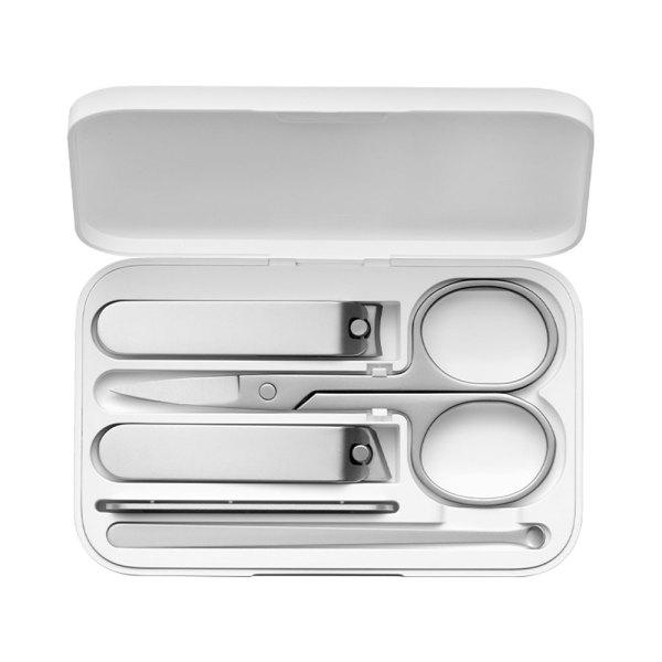 Bộ dụng cụ chăm sóc móng tay Xiaomi Mijia 5 món thép không gỉ nhập khẩu
