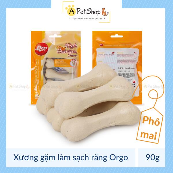 Xương Gặm Orgo Sạch Răng Thơm Miệng Cho Chó - a pet shop