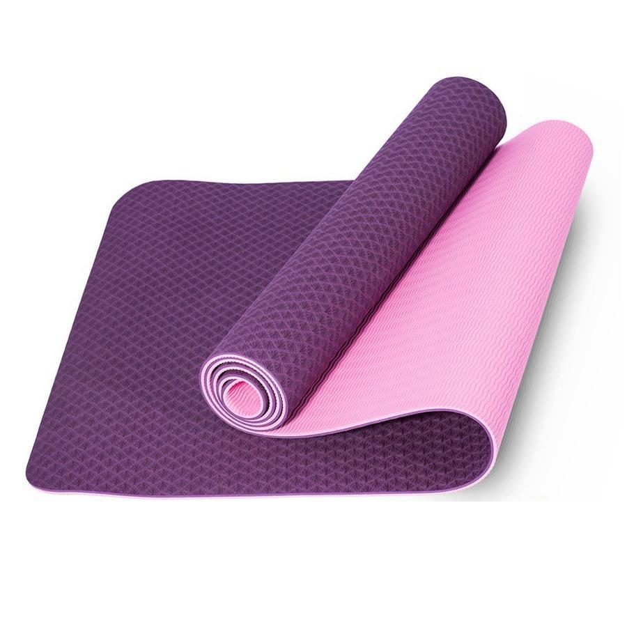 Bảng giá Thảm tập Gym - Yoga 2 lớp cao cấp - Hàng loại đẹp, Tham tap Gym - Yoga 2 lop cao cap - Hang loai dep