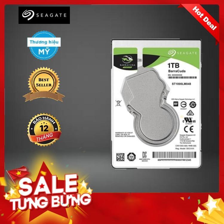 Giá Ổ cứng laptop 1TB - 500GB- 320GB 2.5 inch SATA - Bảo hành 12 tháng